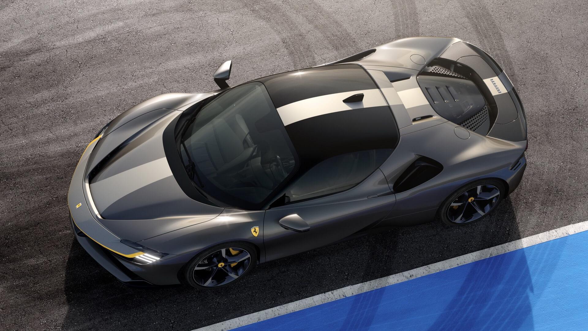 Фотография экоавто Ferrari SF90 Stradale - фото 11