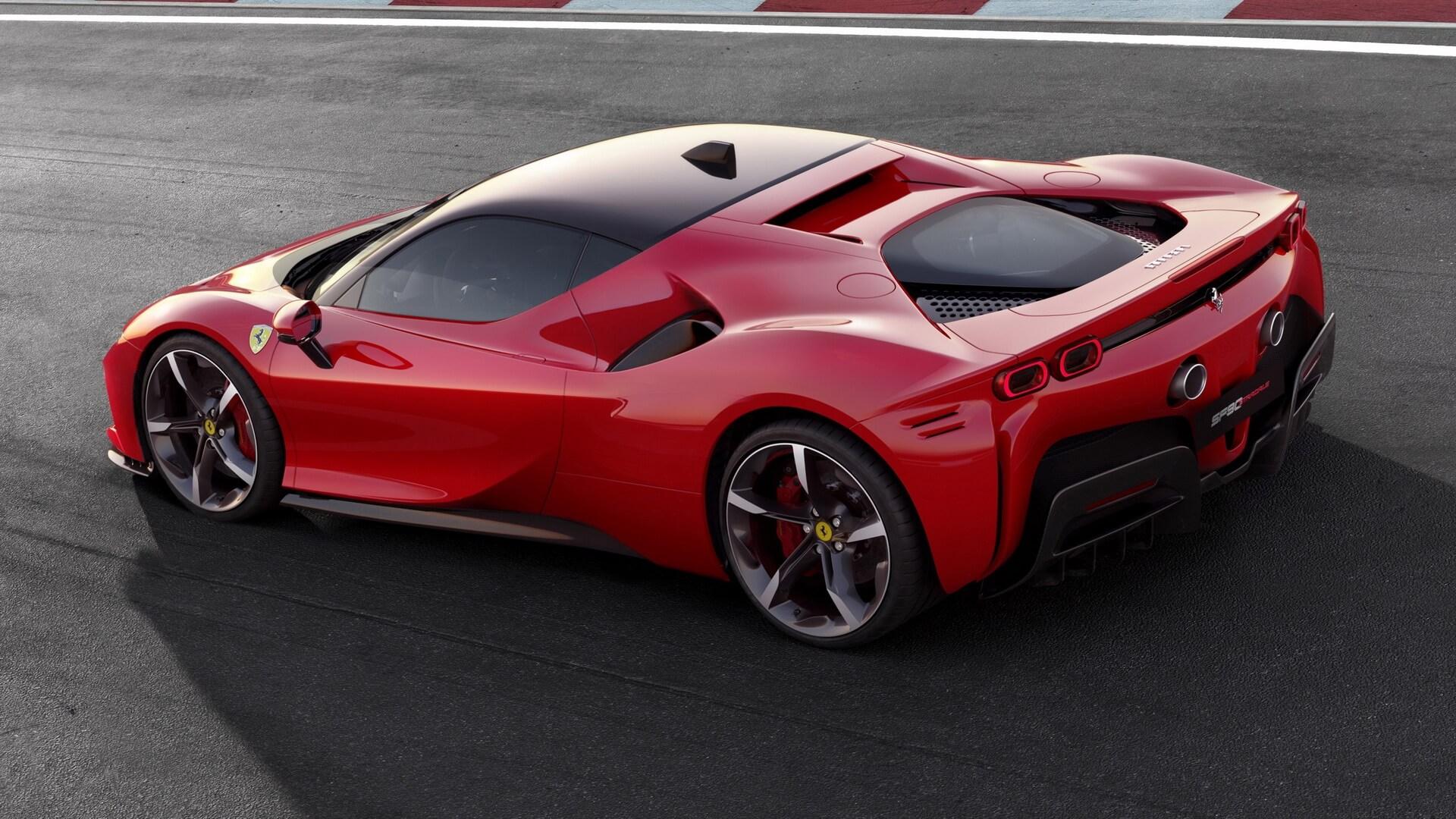 Фотография экоавто Ferrari SF90 Stradale - фото 6