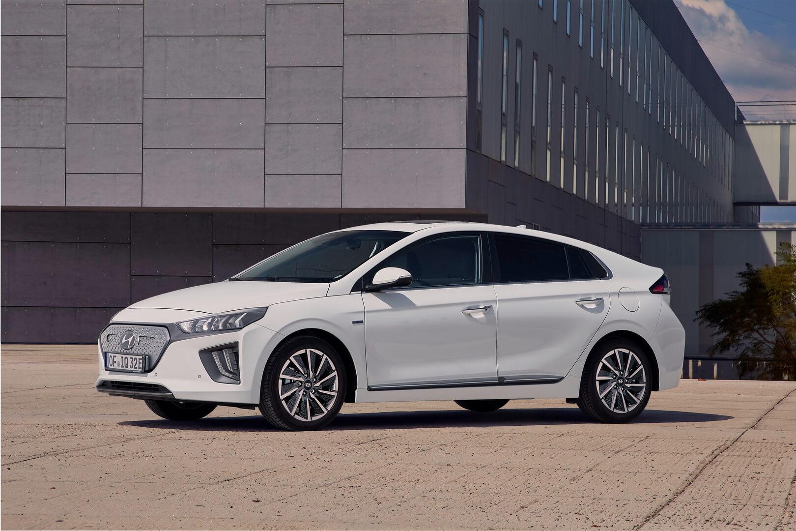 Фотография экоавто Hyundai IONIQ Electric 2019