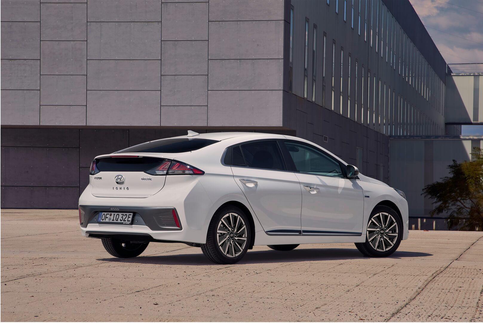 Фотография экоавто Hyundai IONIQ Electric 2019 - фото 20