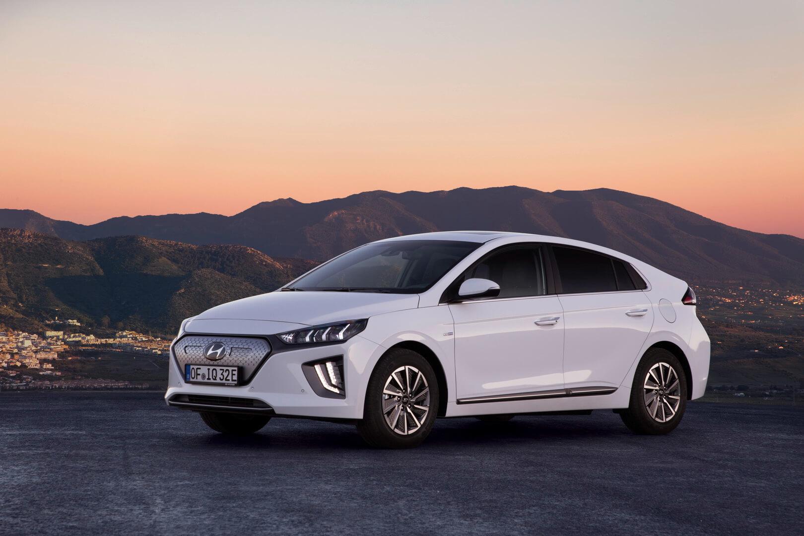 Фотография экоавто Hyundai IONIQ Electric 2019 - фото 17