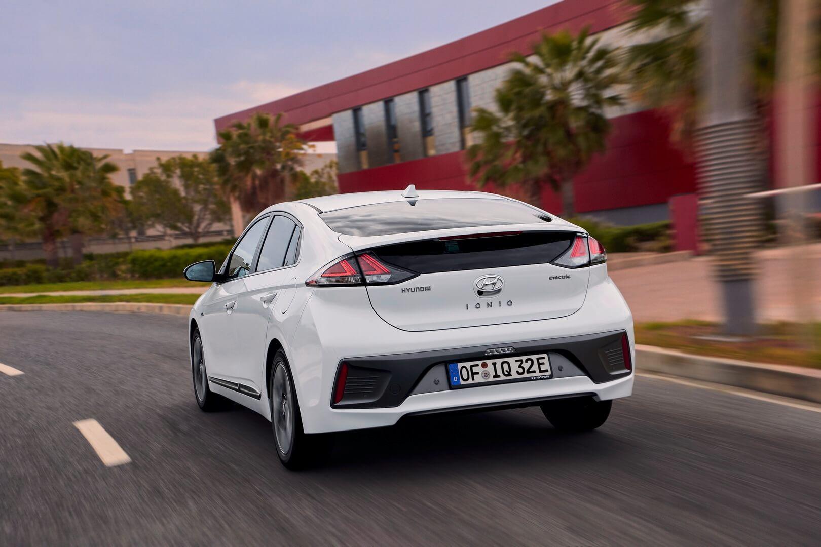 Фотография экоавто Hyundai IONIQ Electric 2019 - фото 12