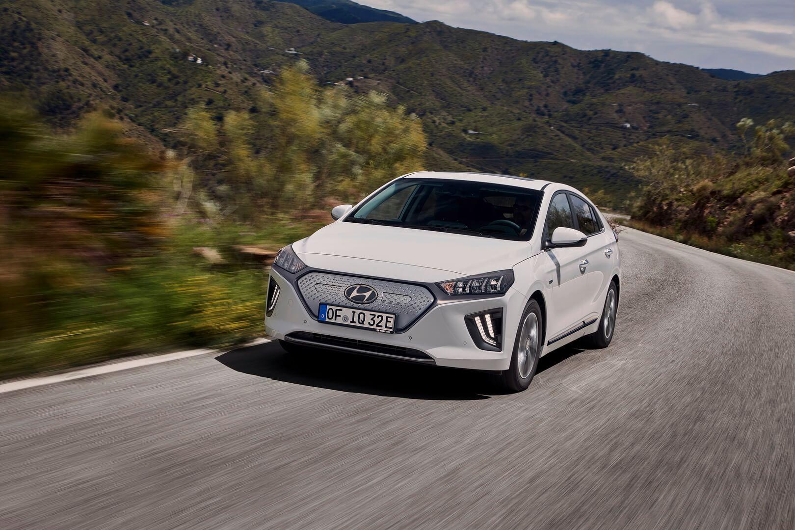 Фотография экоавто Hyundai IONIQ Electric 2019 - фото 10