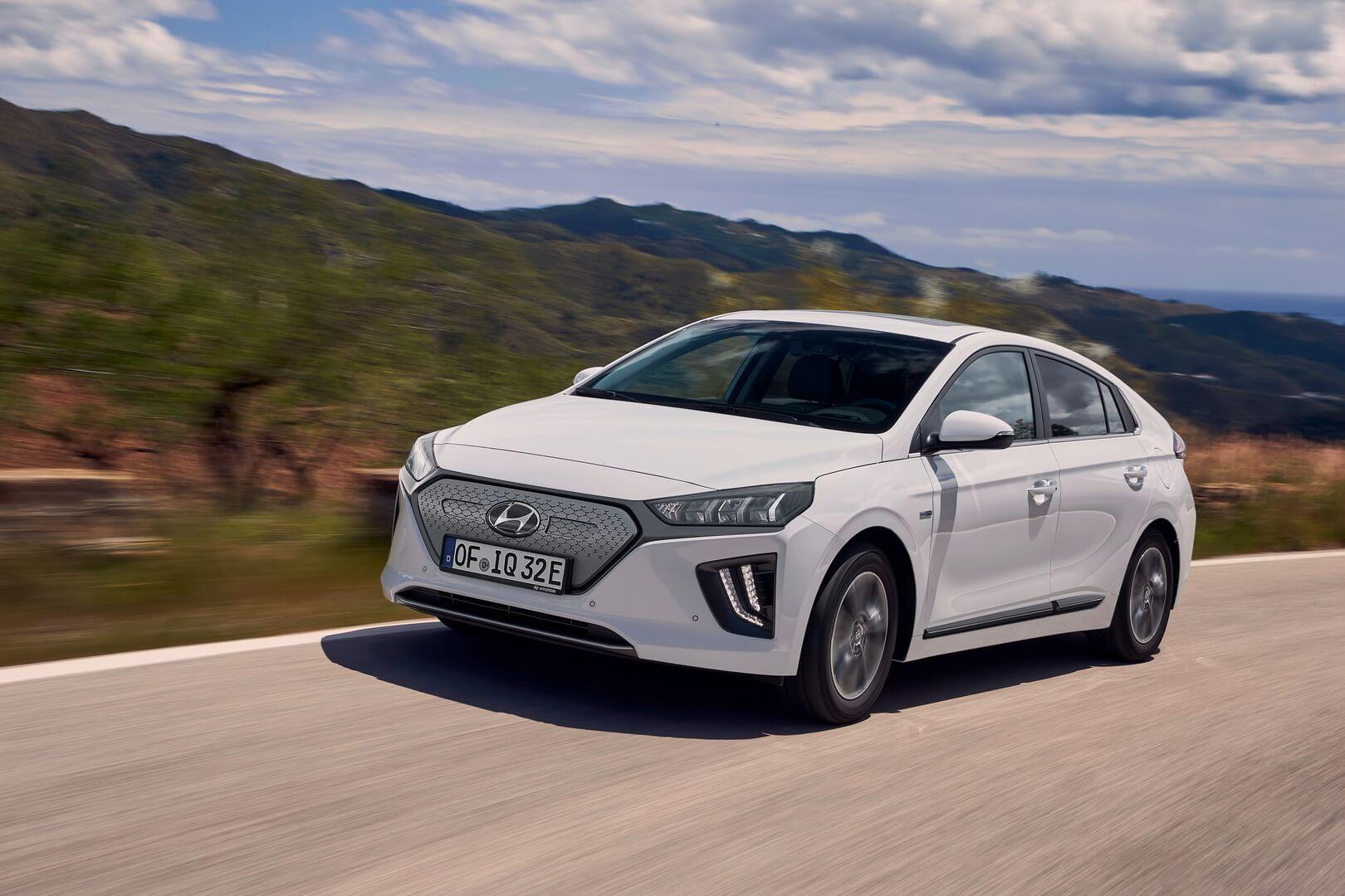 Фотография экоавто Hyundai IONIQ Electric 2019 - фото 9