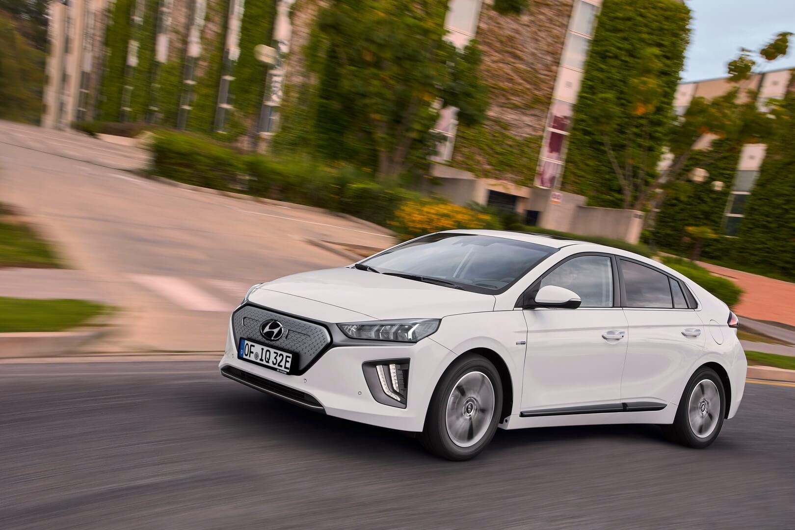 Фотография экоавто Hyundai IONIQ Electric 2019 - фото 7