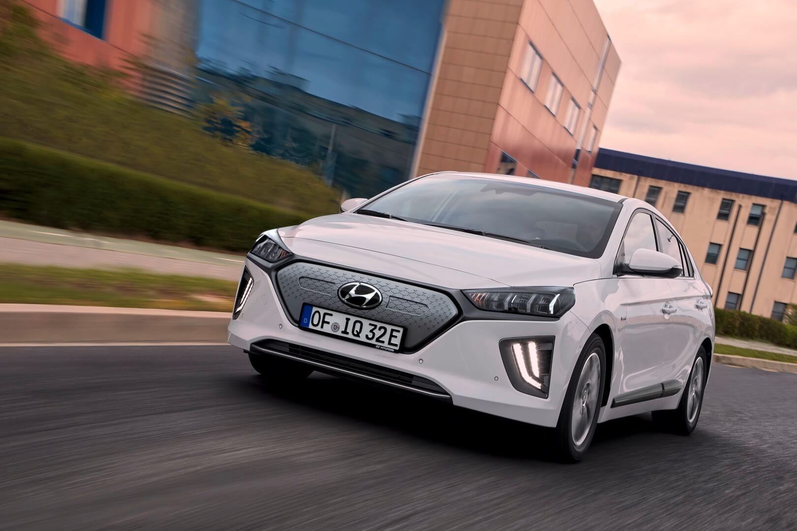 Фотография экоавто Hyundai IONIQ Electric 2019 - фото 6