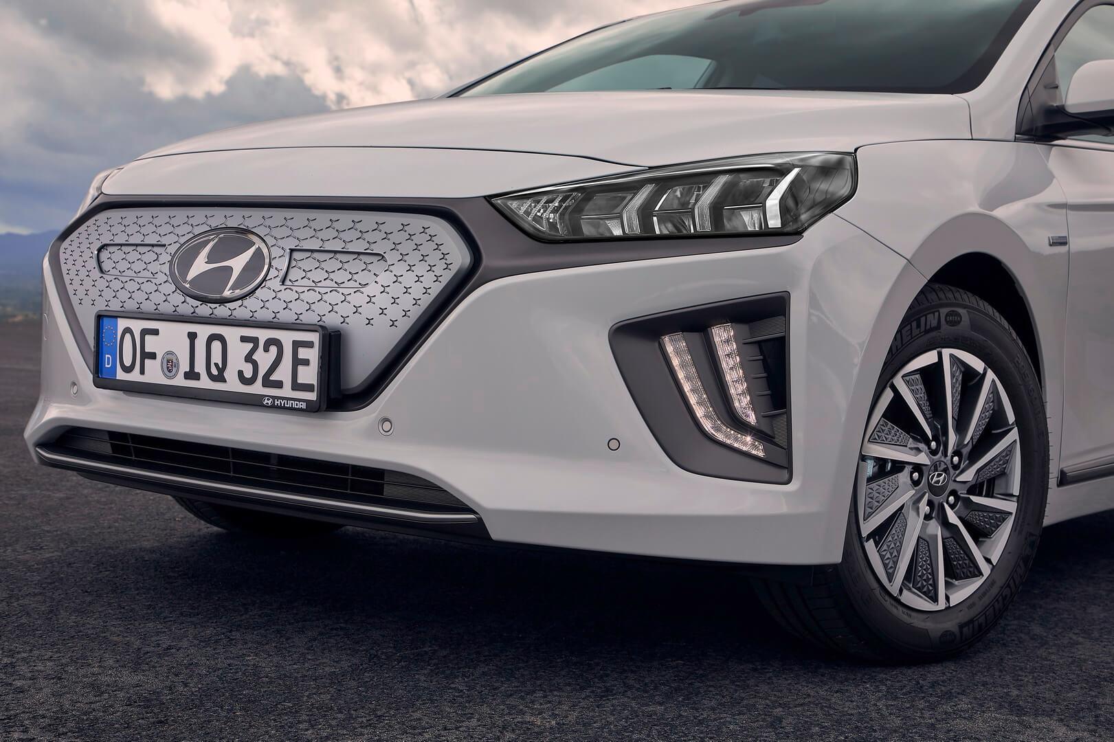 Фотография экоавто Hyundai IONIQ Electric 2019 - фото 2