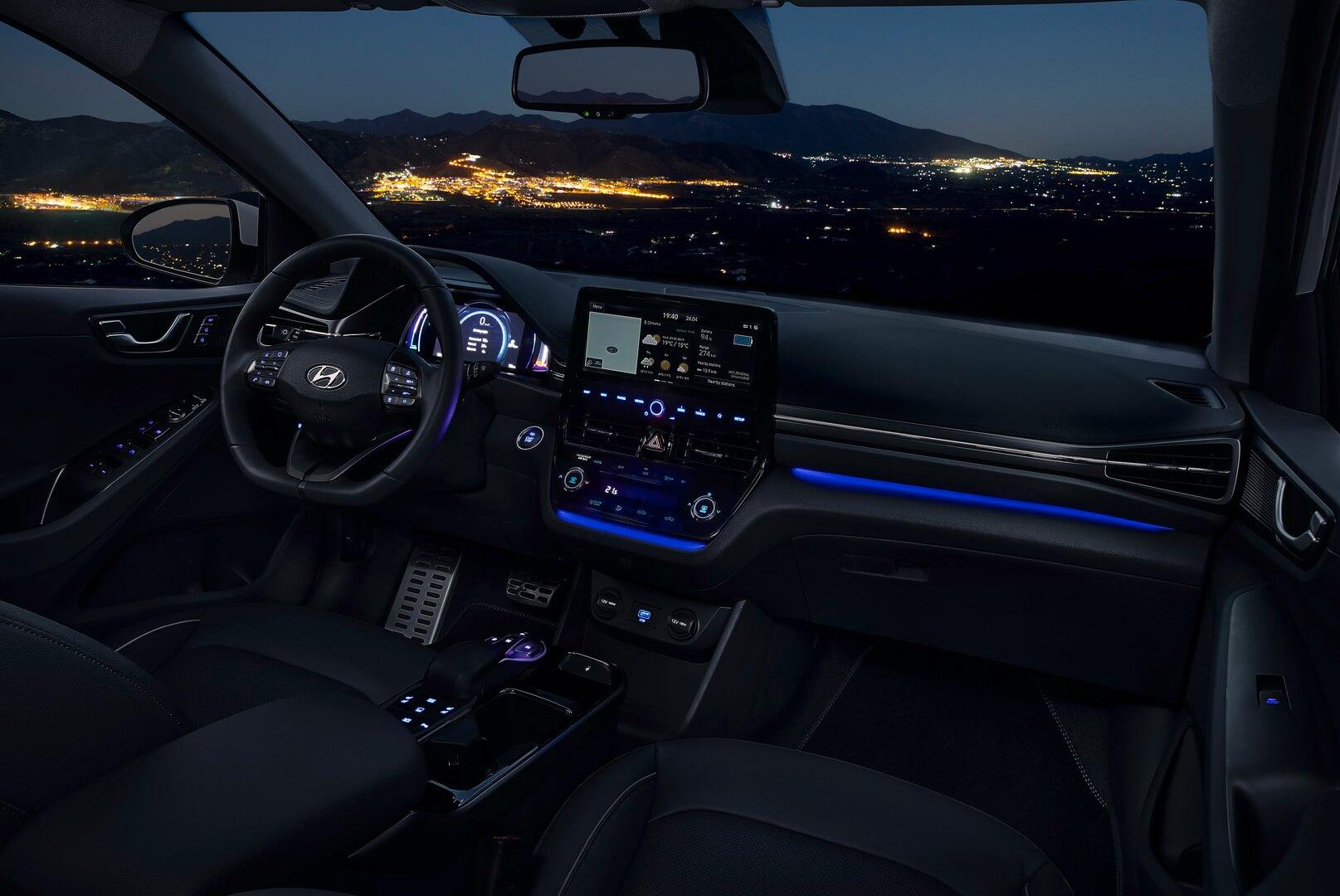 Фотография экоавто Hyundai IONIQ Electric 2019 - фото 26