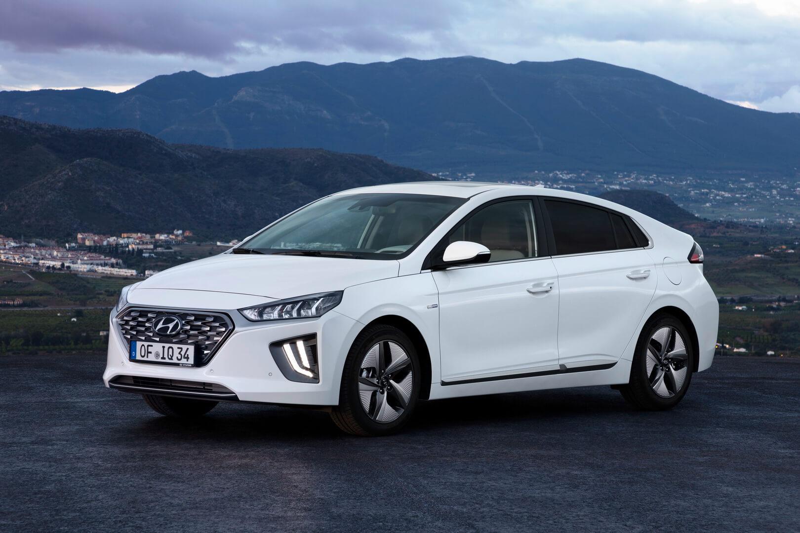 Фотография экоавто Hyundai IONIQ Hybrid 2019 - фото 14