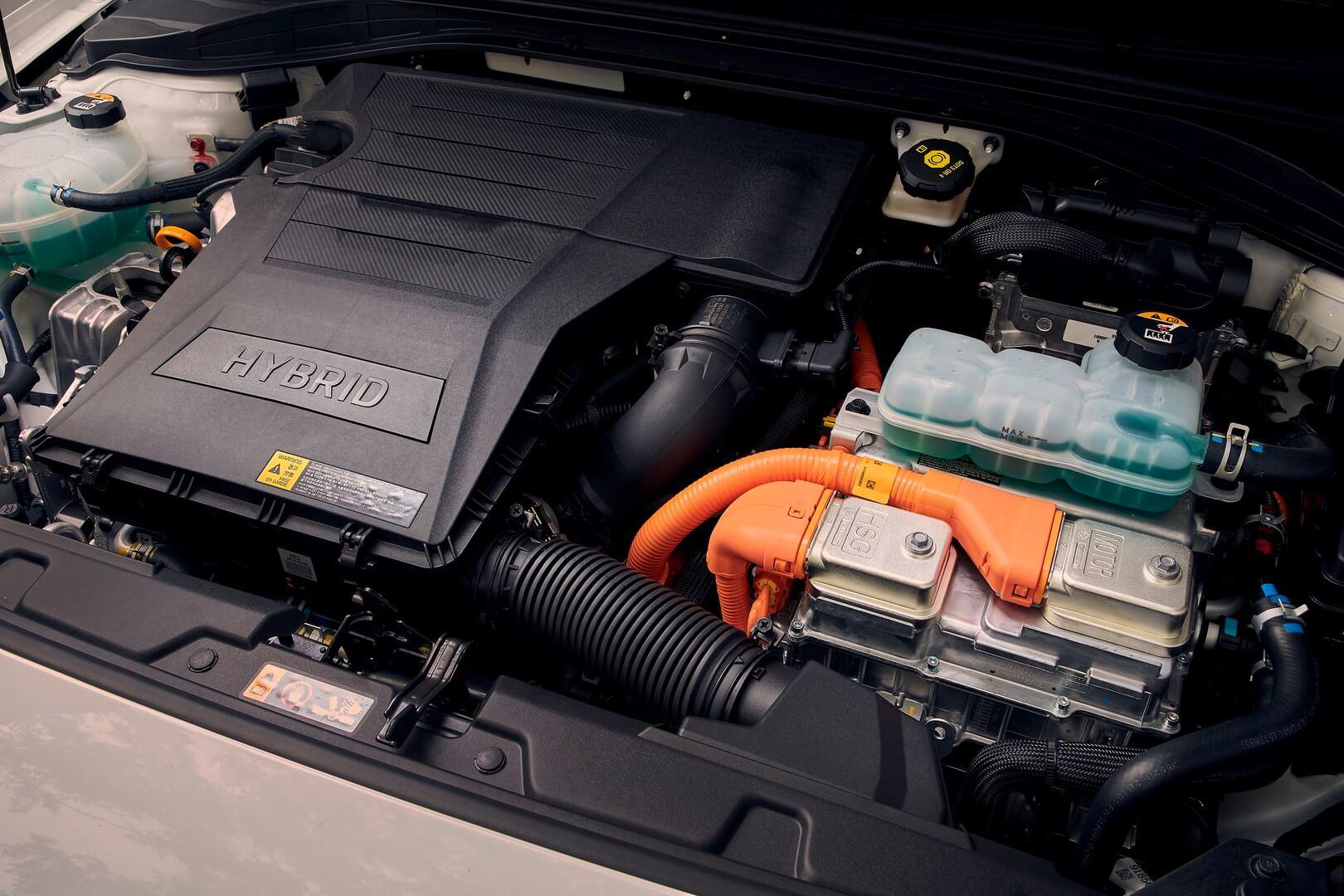 Фотография экоавто Hyundai IONIQ Hybrid 2019 - фото 19