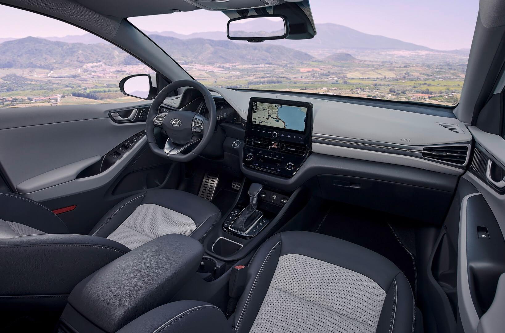 Фотография экоавто Hyundai IONIQ Hybrid 2019 - фото 20