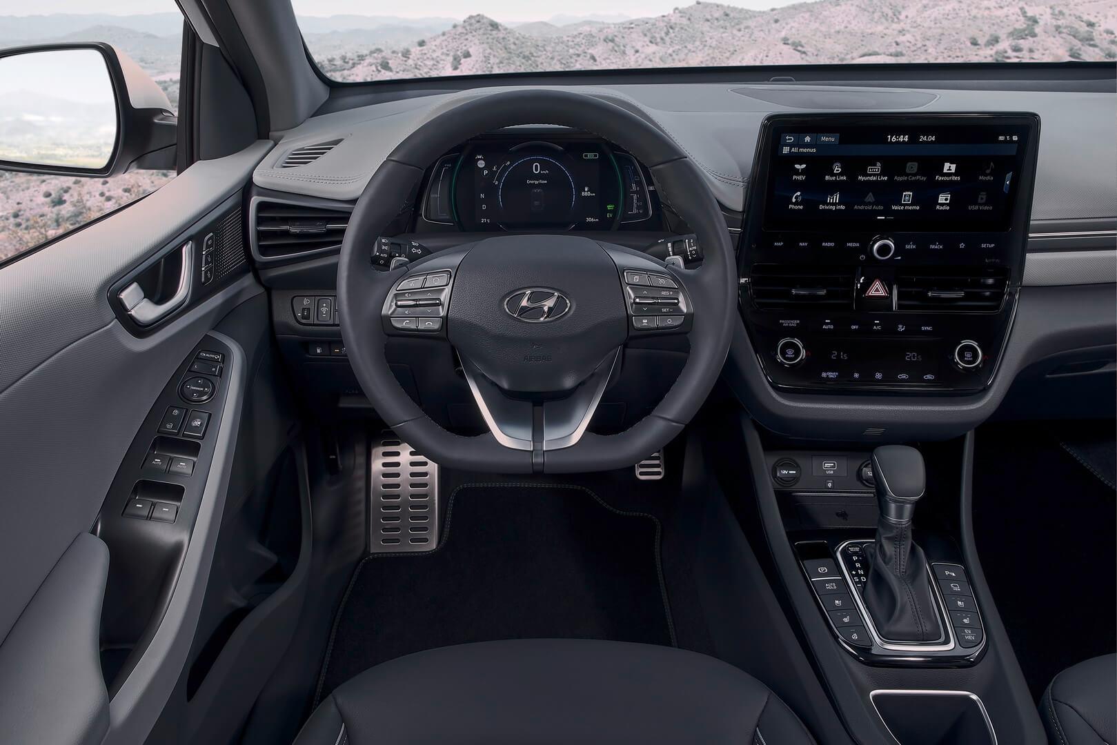 Фотография экоавто Hyundai IONIQ Plug-in Hybrid 2019 - фото 18
