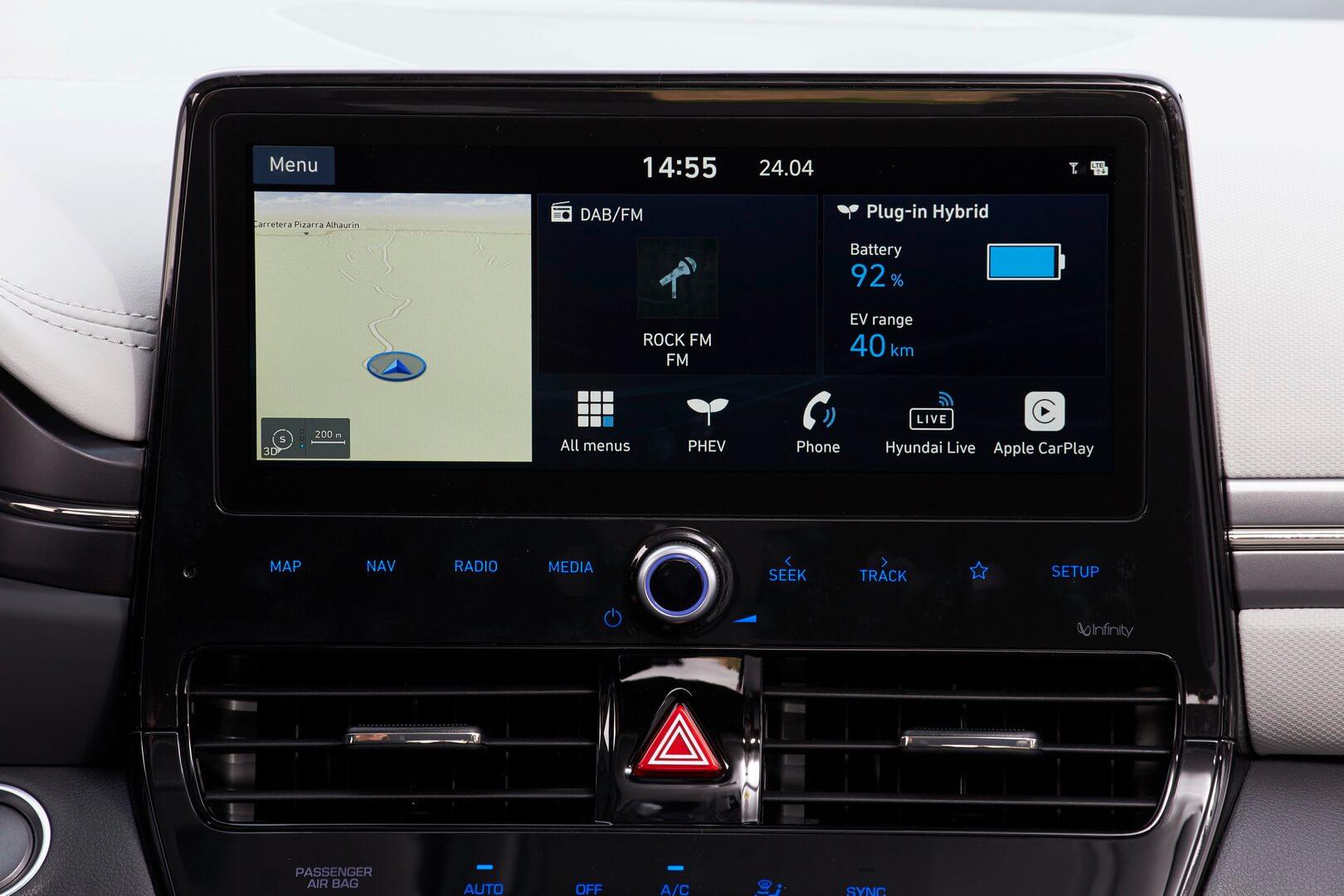 Фотография экоавто Hyundai IONIQ Plug-in Hybrid 2019 - фото 22