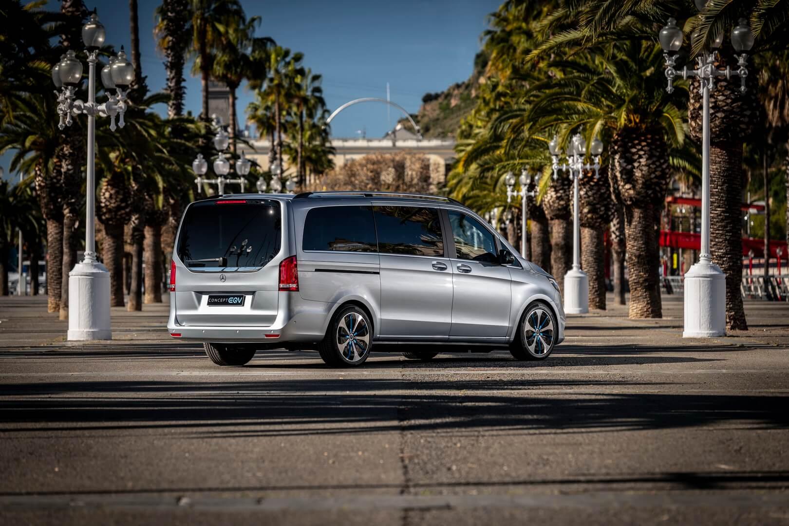 Mercedes-Benz EQV - фото 2