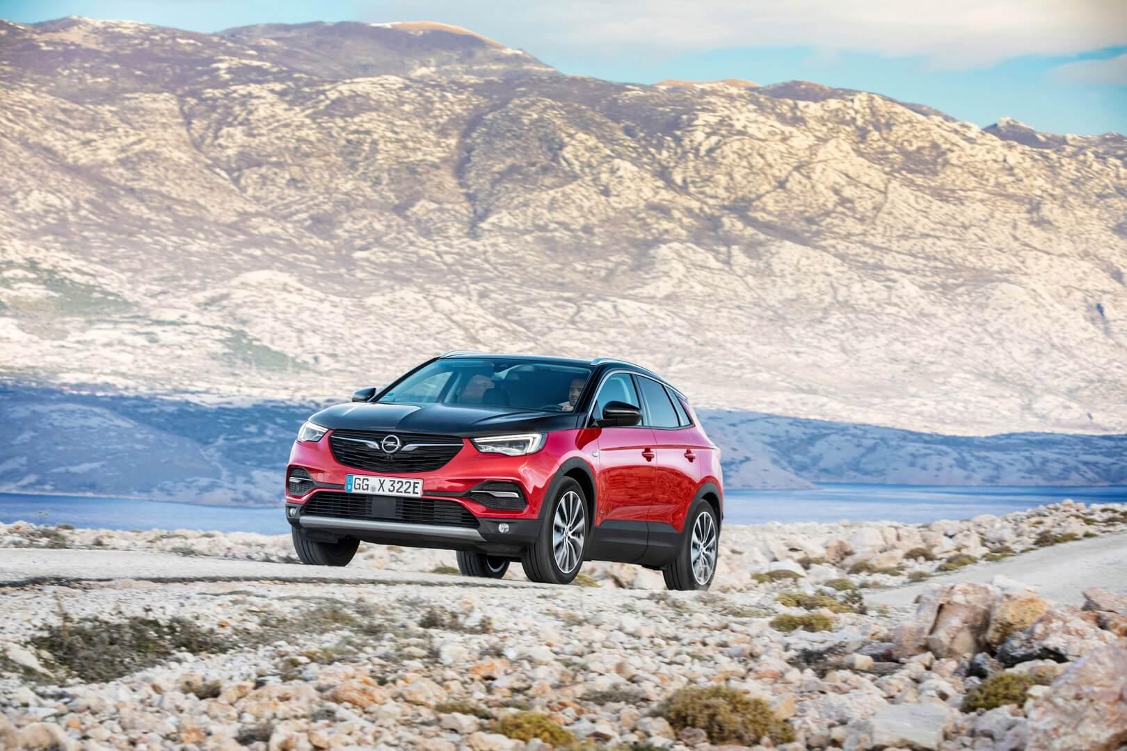 Фотография экоавто Opel Grandland X Hybrid4
