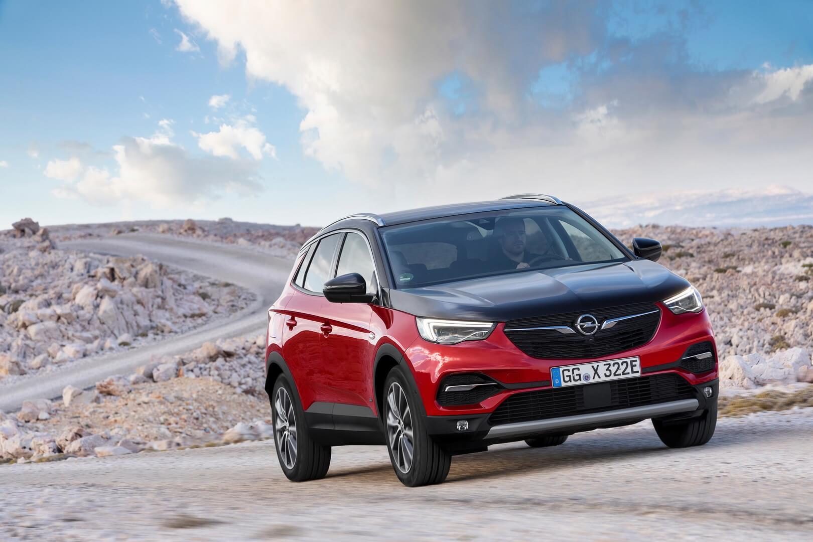 Фотография экоавто Opel Grandland X Hybrid4 - фото 9