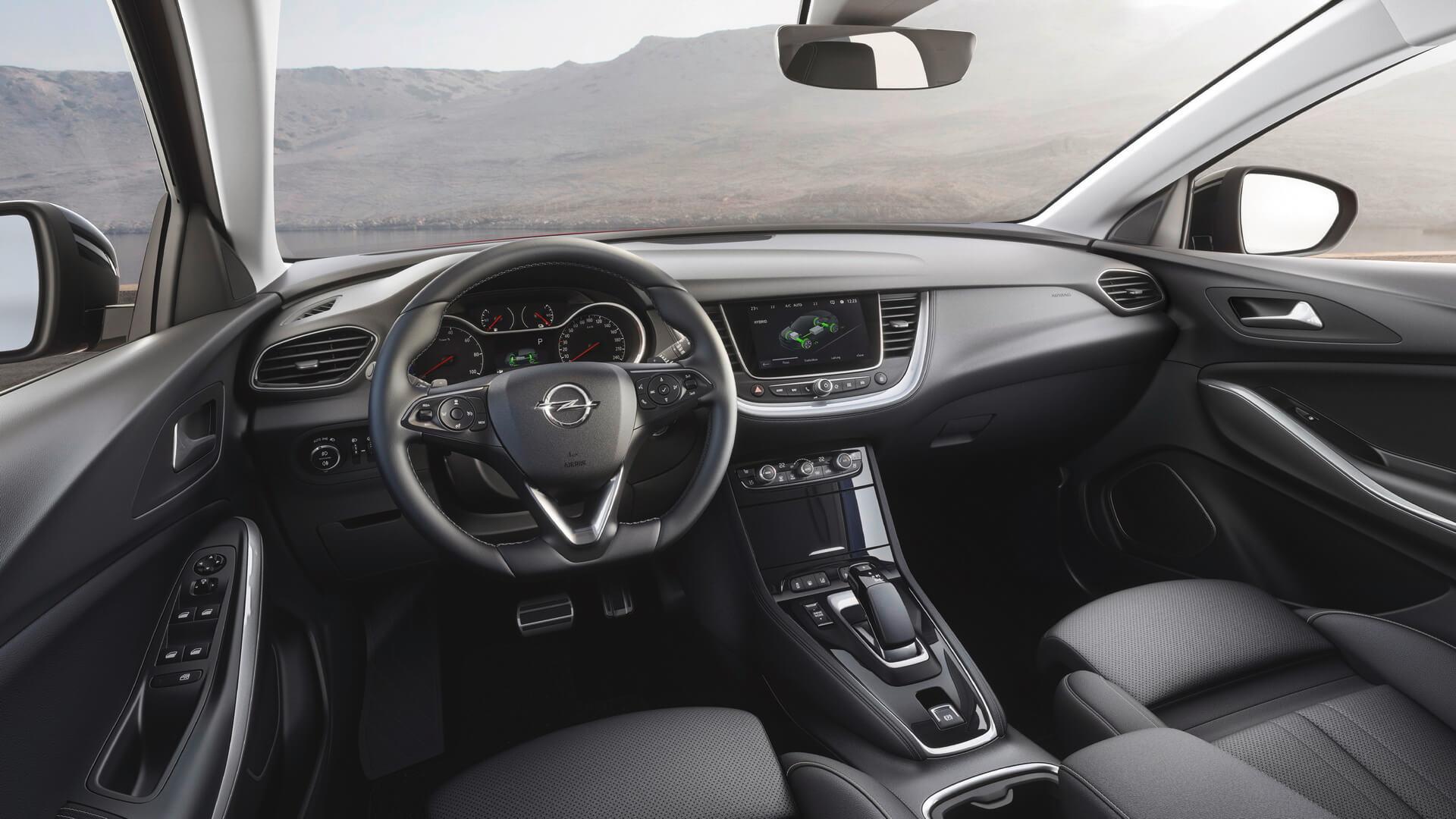 Фотография экоавто Opel Grandland X Hybrid4 - фото 10