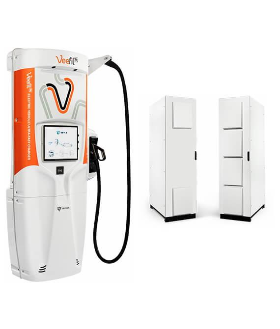 Tritium Veefil-PK работающая при 350 кВ