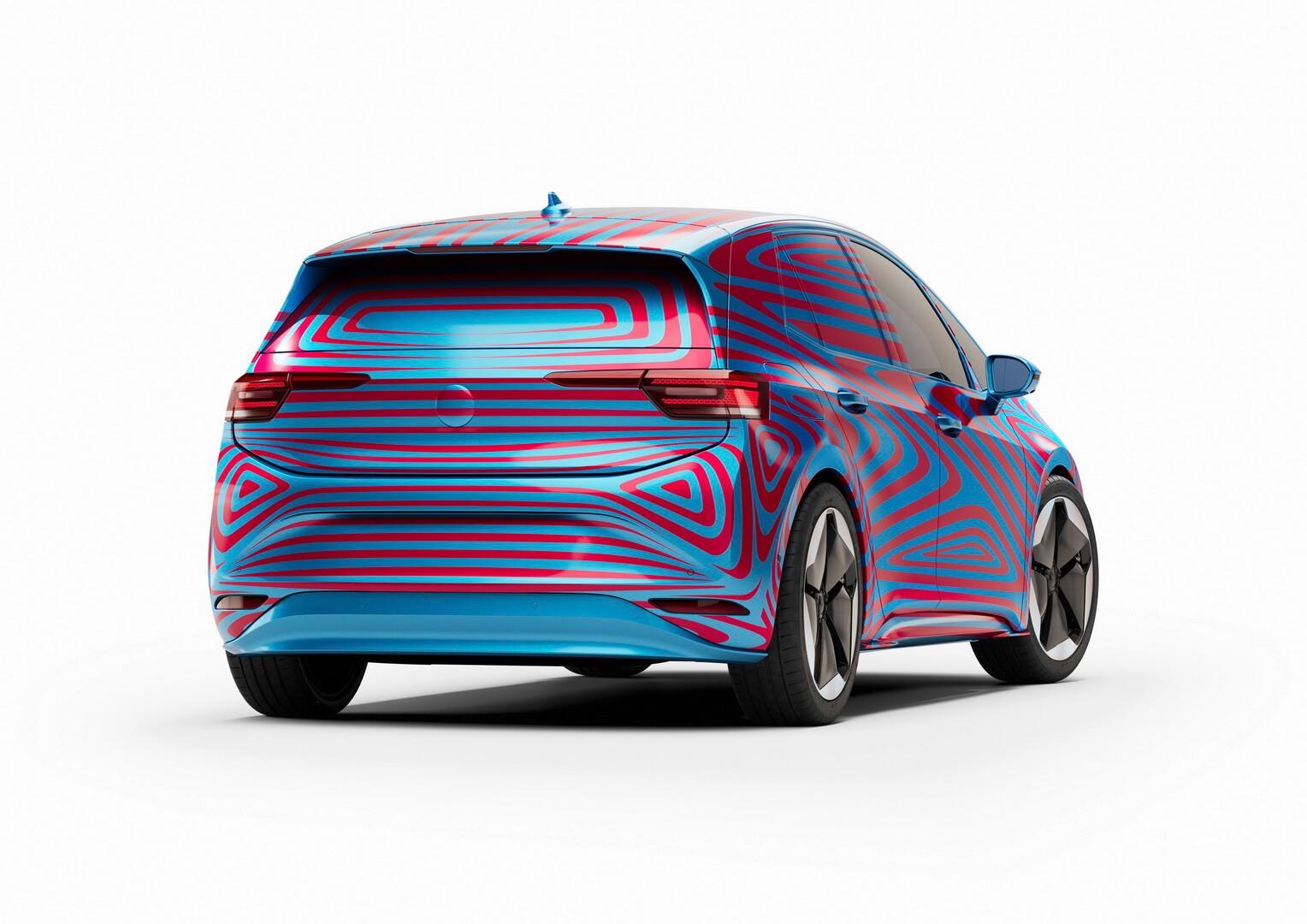 Электрический хэтчбек Volkswagen ID.3 - фото 3