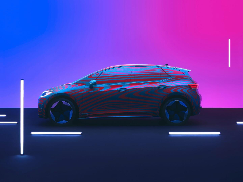 Volkswagen предлагает к заказу ID.3 с батареей на 58 кВт⋅ч и годичной бесплатной зарядкой