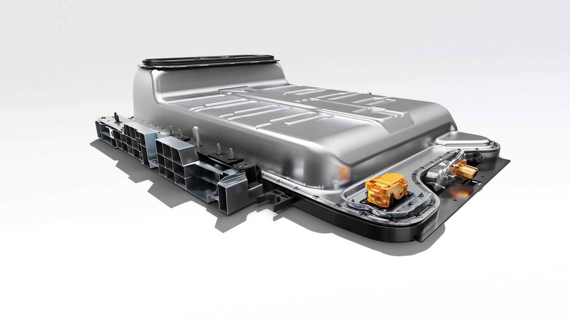 Аккумуляторная батарея Renault ZOE Z.E. 50