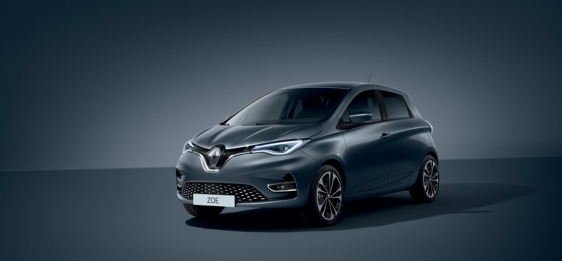 Фотография экоавто Renault ZOE Z.E. 50 - фото 20