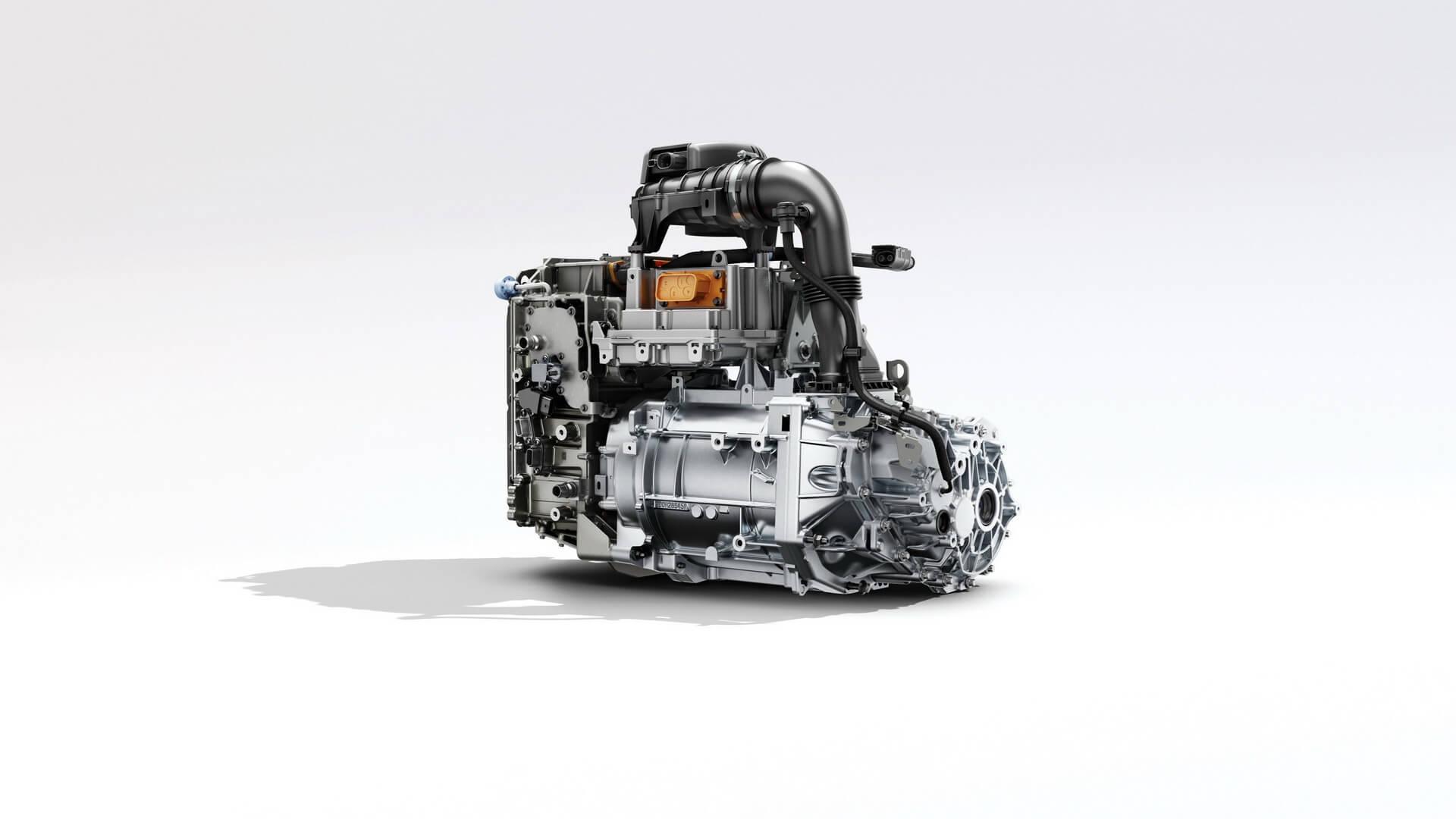 Электродвигатель Renault ZOE Z.E. 50