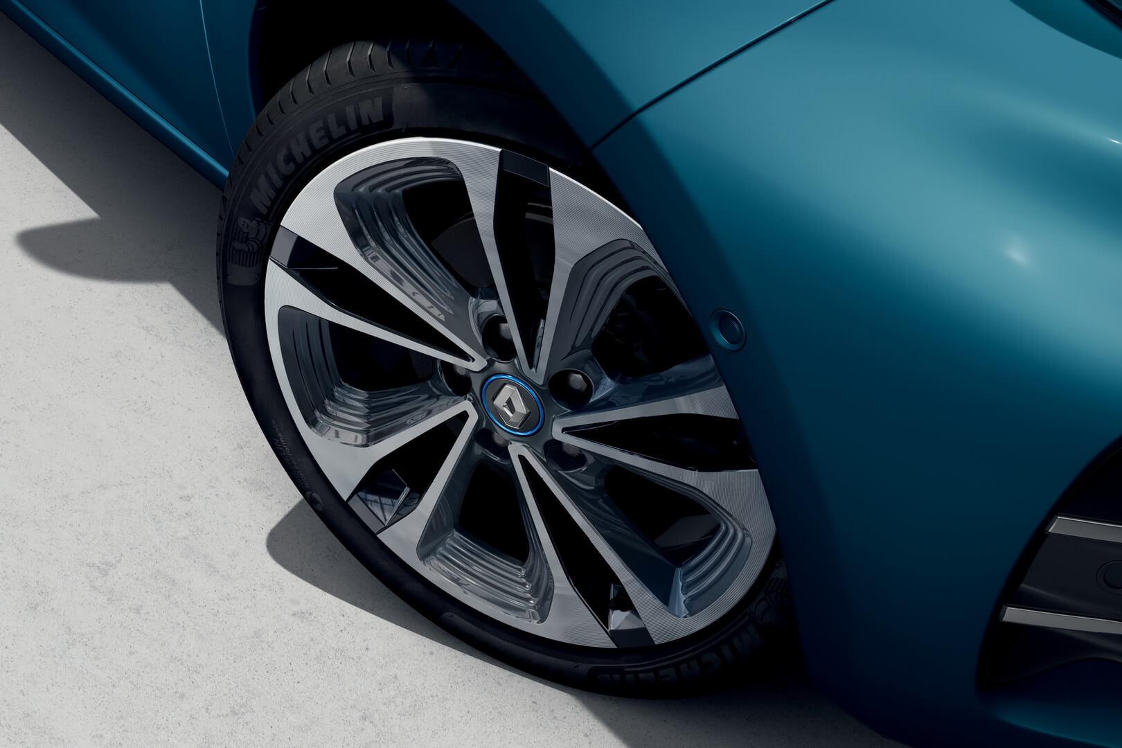 Колесные диски Renault ZOE Z.E. 50