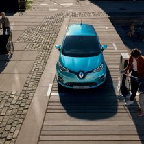 Фотография экоавто Renault ZOE Z.E. 50 - фото 6