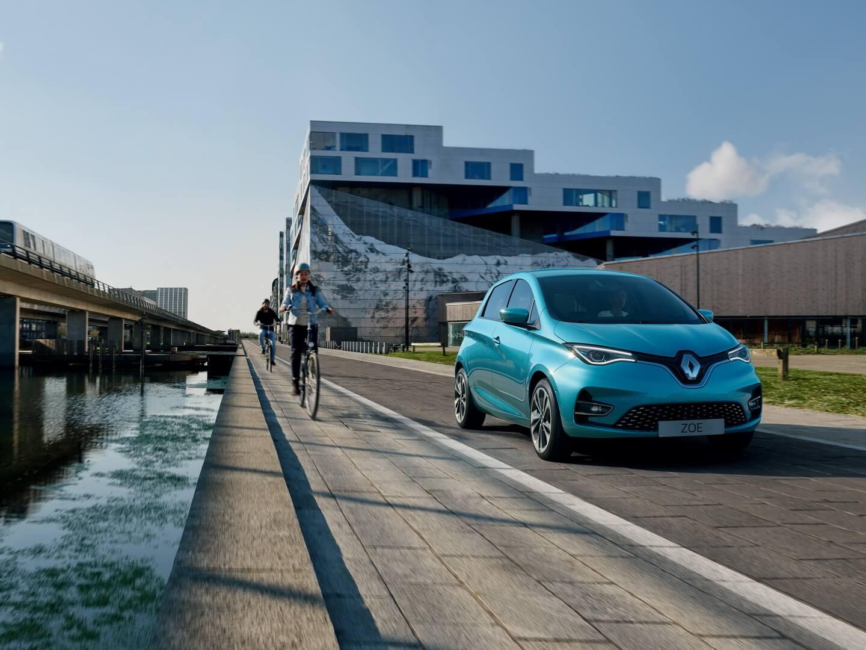 Состоялся официальный дебют Renault ZOE Z.E. 50
