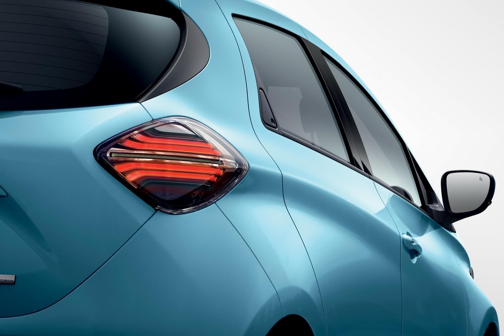 Экстерьер Renault ZOE 2020
