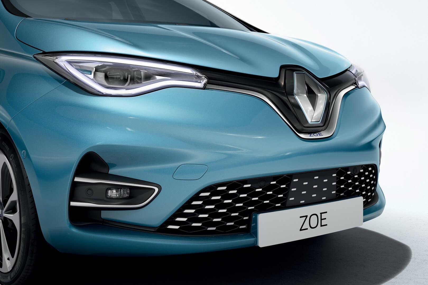 Экстерьер Renault ZOE Z.E. 50