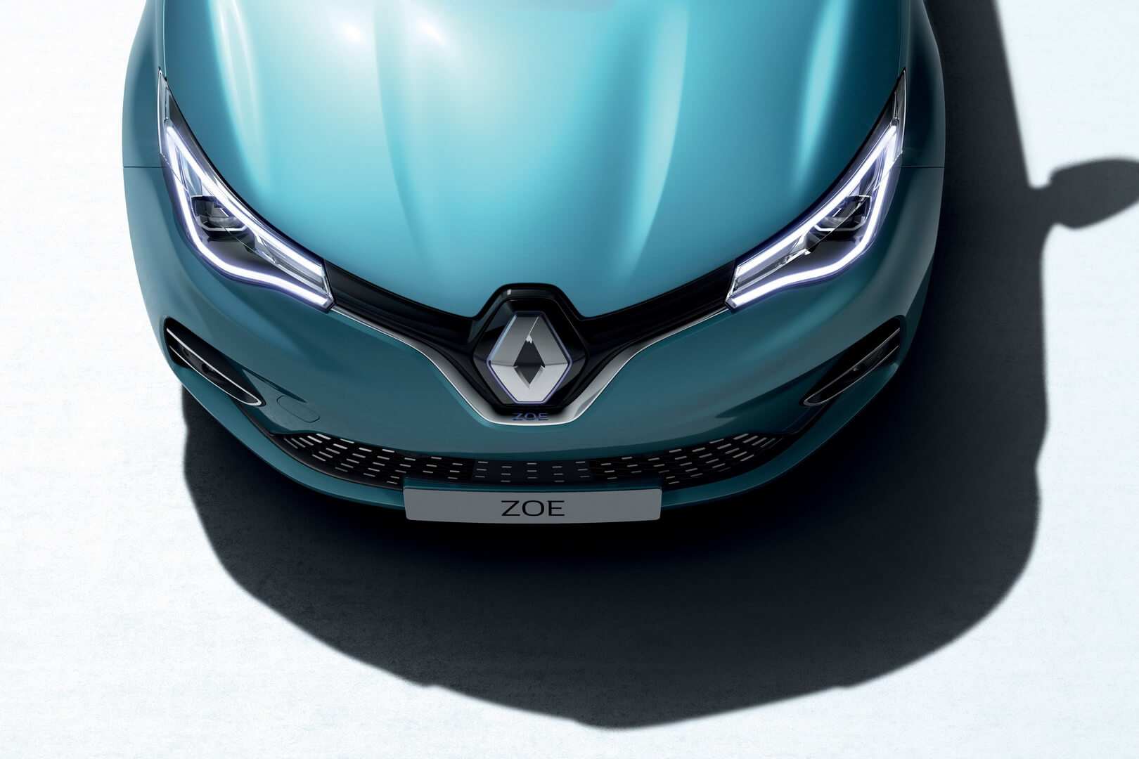 Экстерьер Renault ZOE Z.E. 50 - фото 2