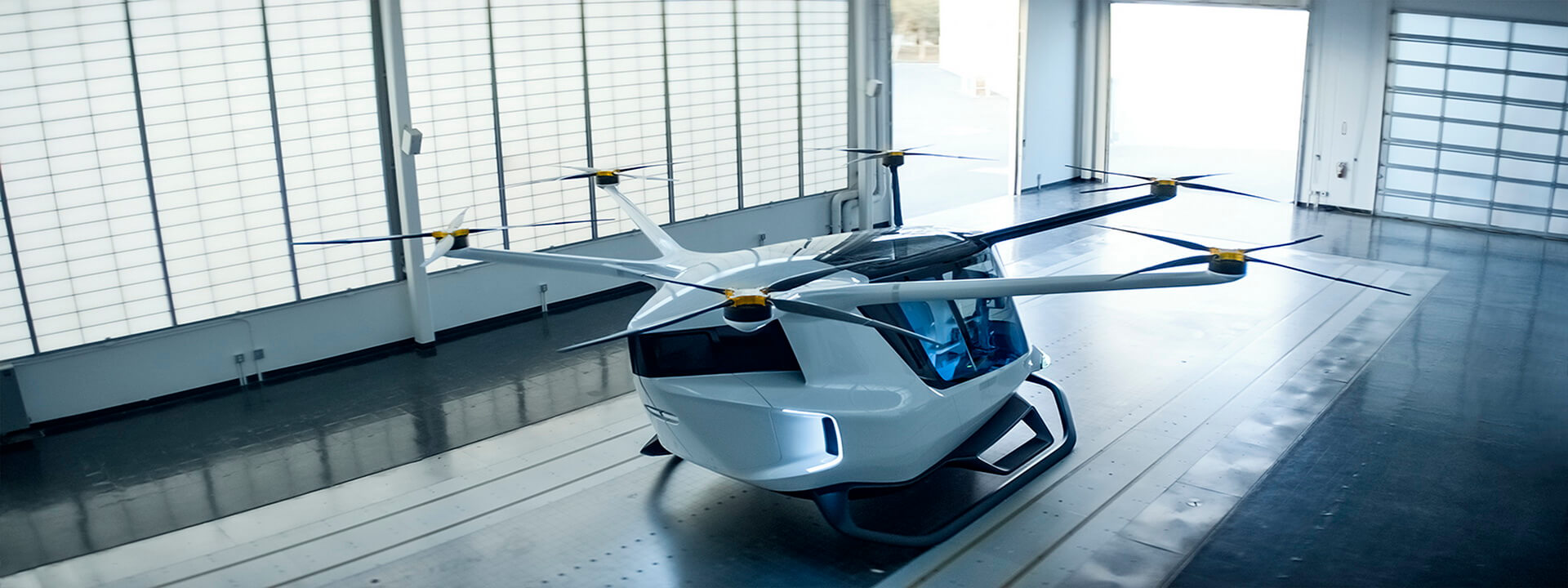 Alaka'i Technologies представили Skai – первое летающее такси на водороде