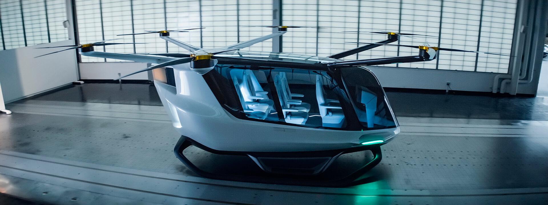 Alaka'i Technologies создали водородный летательный аппарат Skai