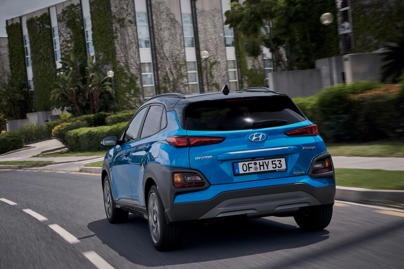 Фотография экоавто Hyundai Kona Hybrid - фото 9