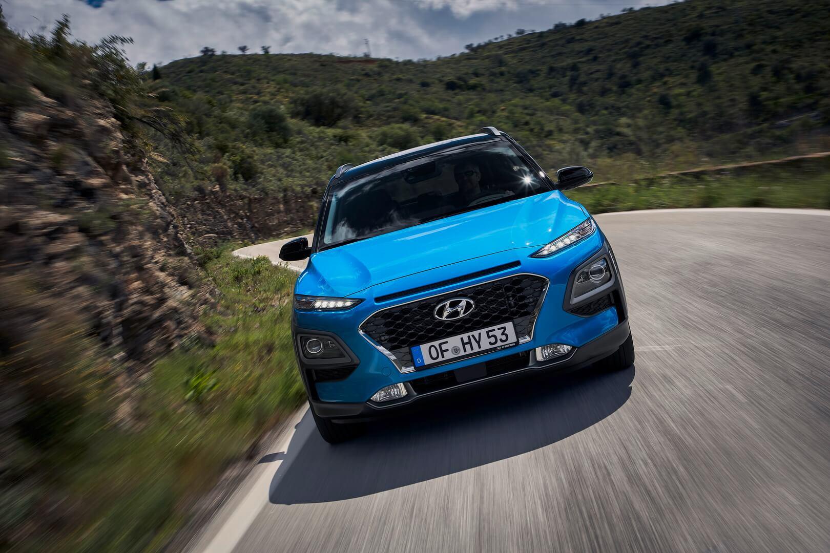 Фотография экоавто Hyundai Kona Hybrid - фото 7