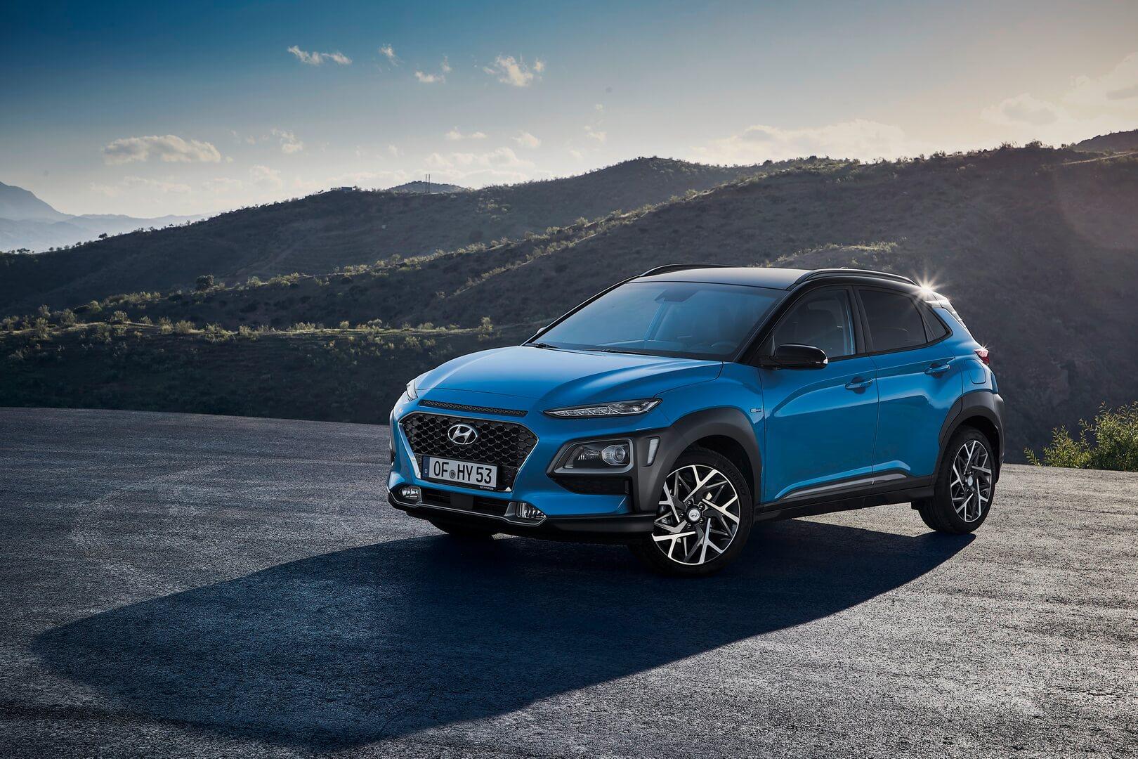 Фотография экоавто Hyundai Kona Hybrid - фото 3