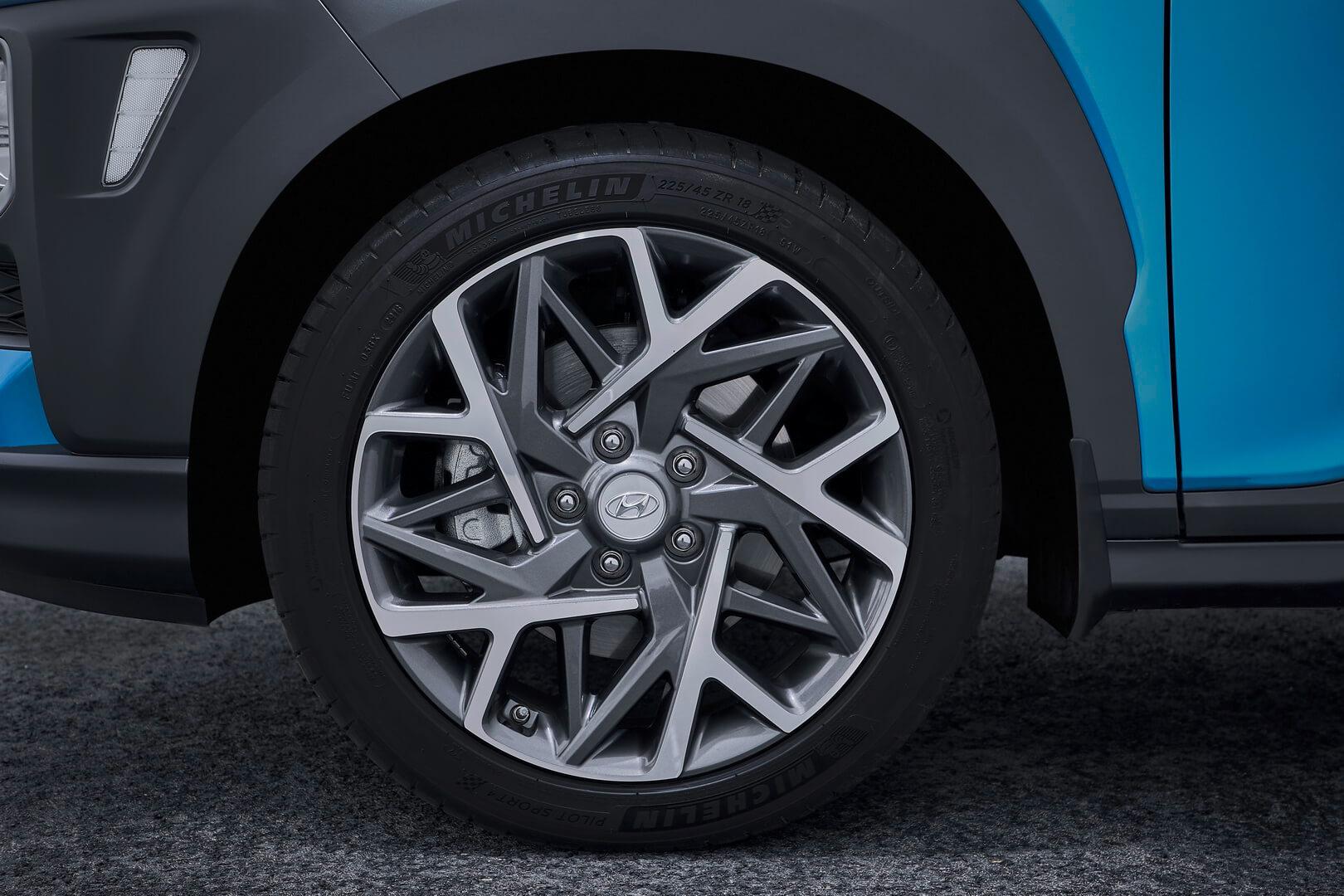 Фотография экоавто Hyundai Kona Hybrid - фото 11