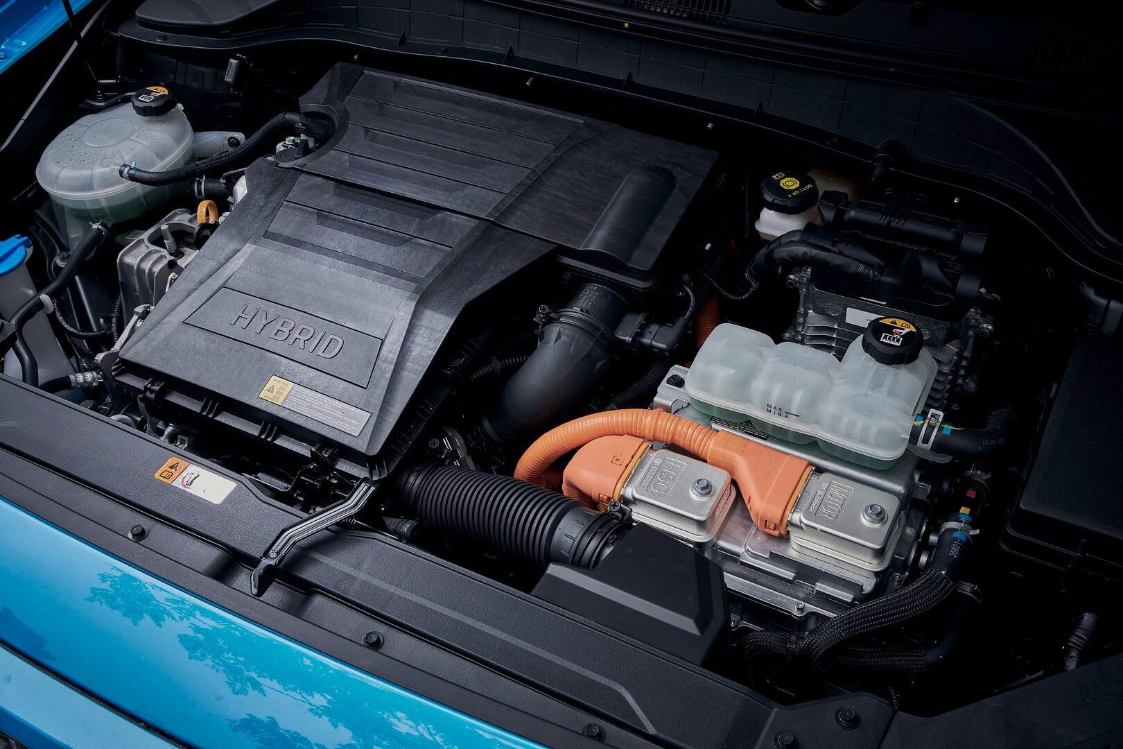 Фотография экоавто Hyundai Kona Hybrid - фото 16