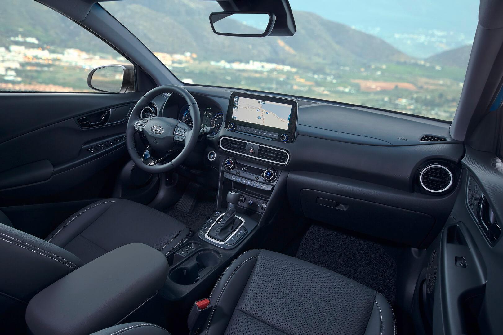 Фотография экоавто Hyundai Kona Hybrid - фото 15