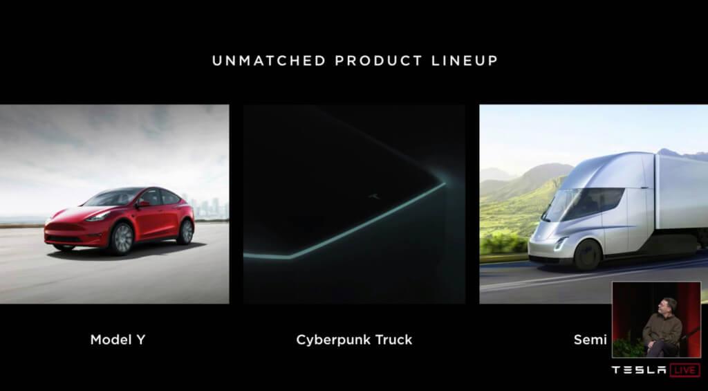 Илон Маск объявил новые сроки выхода Tesla Pickup и Semi