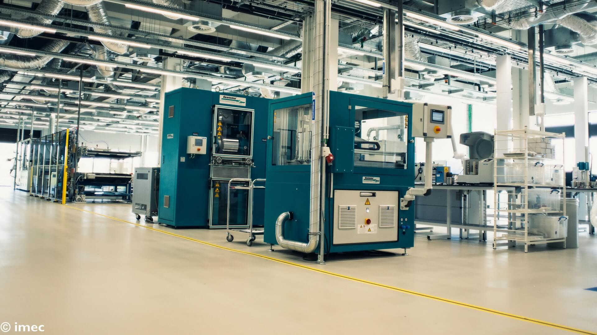 Бельгийские компании Imec и EnergieVille революционизируют твердотельные батареи