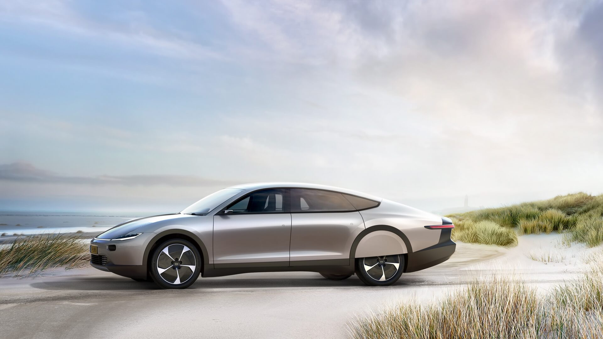 «Cолнечный» электромобиль Lightyear One сзапасом хода в725км