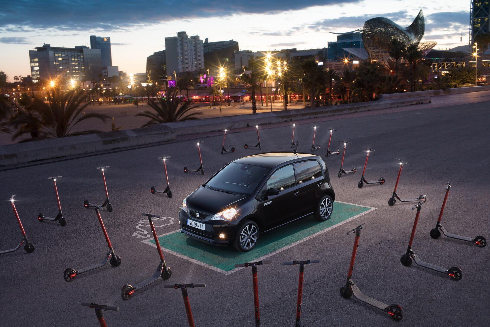 Фотография экоавто SEAT Mii Electric - фото 11