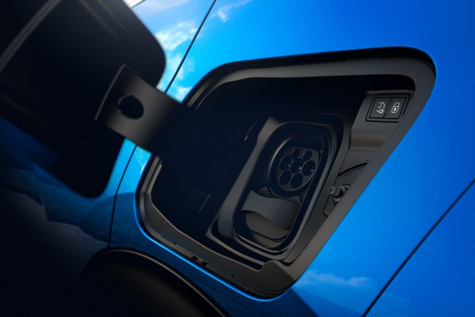 Порт зарядки Peugeot e-2008 - фото 3