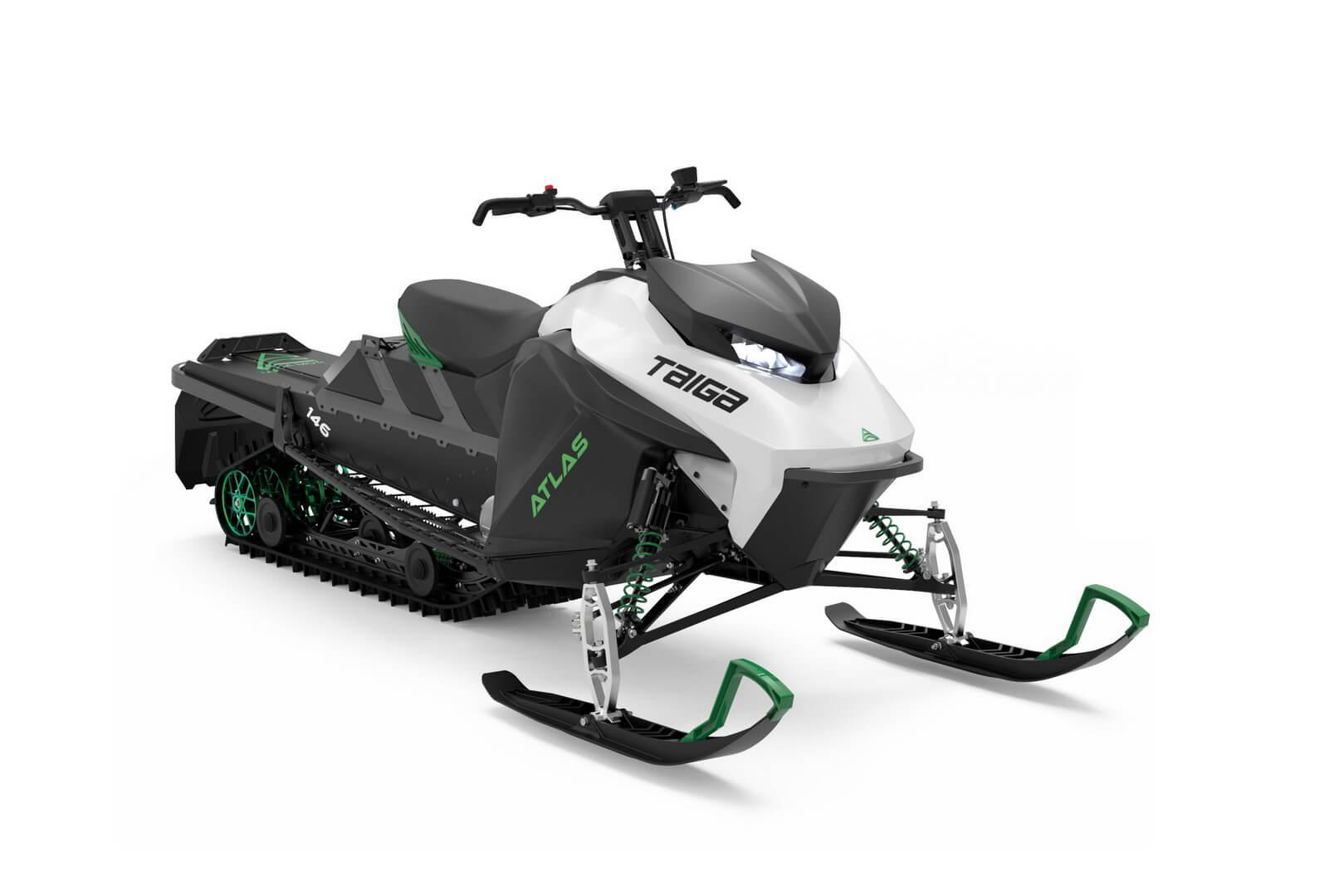 Электрический снегоход Taiga Atlas