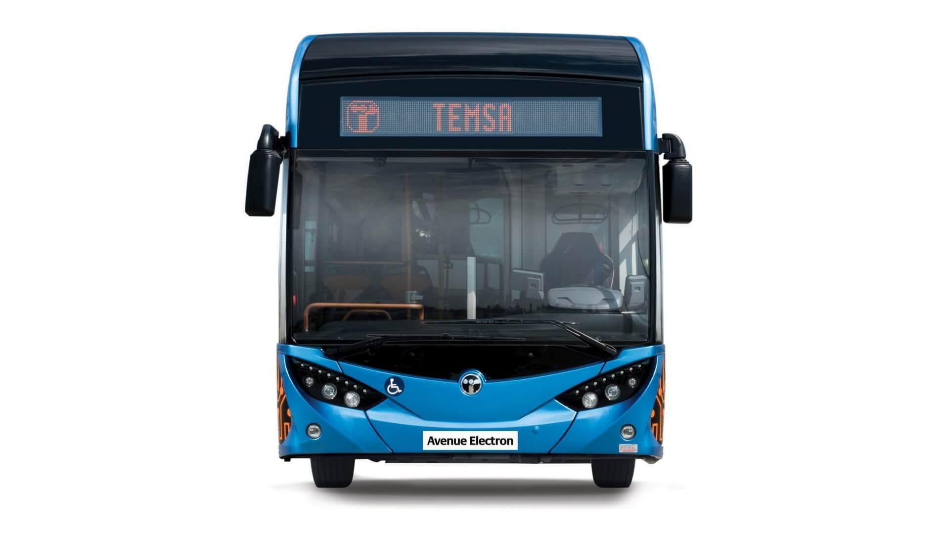 12-метровый электрический автобус Avenue Electron - фото 2