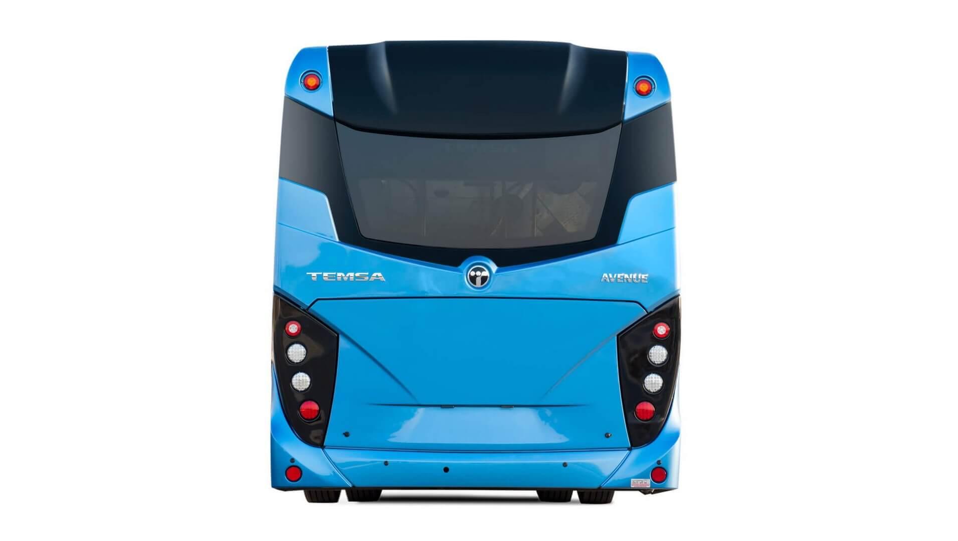 12-метровый электрический автобус Avenue Electron - фото 3