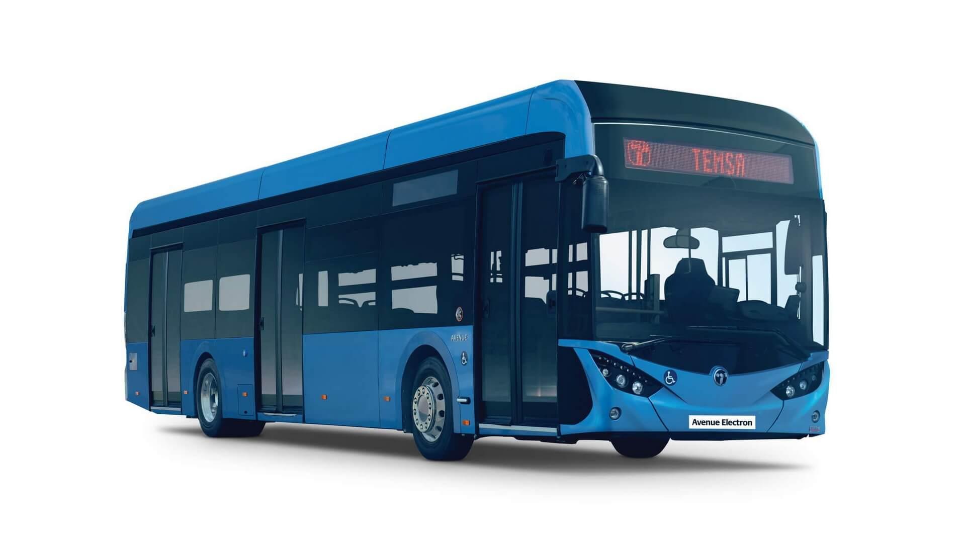 12-метровый электрический автобус Avenue Electron